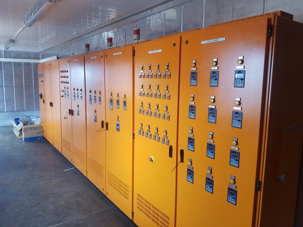 Electrical Panels & Motor Control Centres