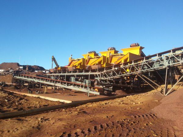 300tph iron jigs