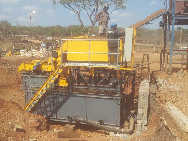 Montepuez Ruby Mining 2013